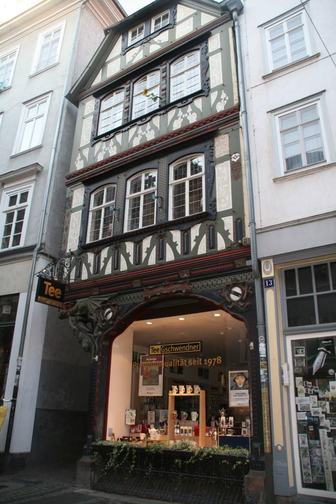 Marburg 2015. Altstadt 3