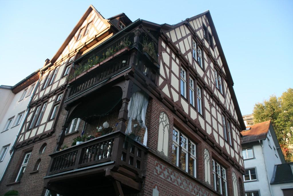Marburg 2015. Altstadt