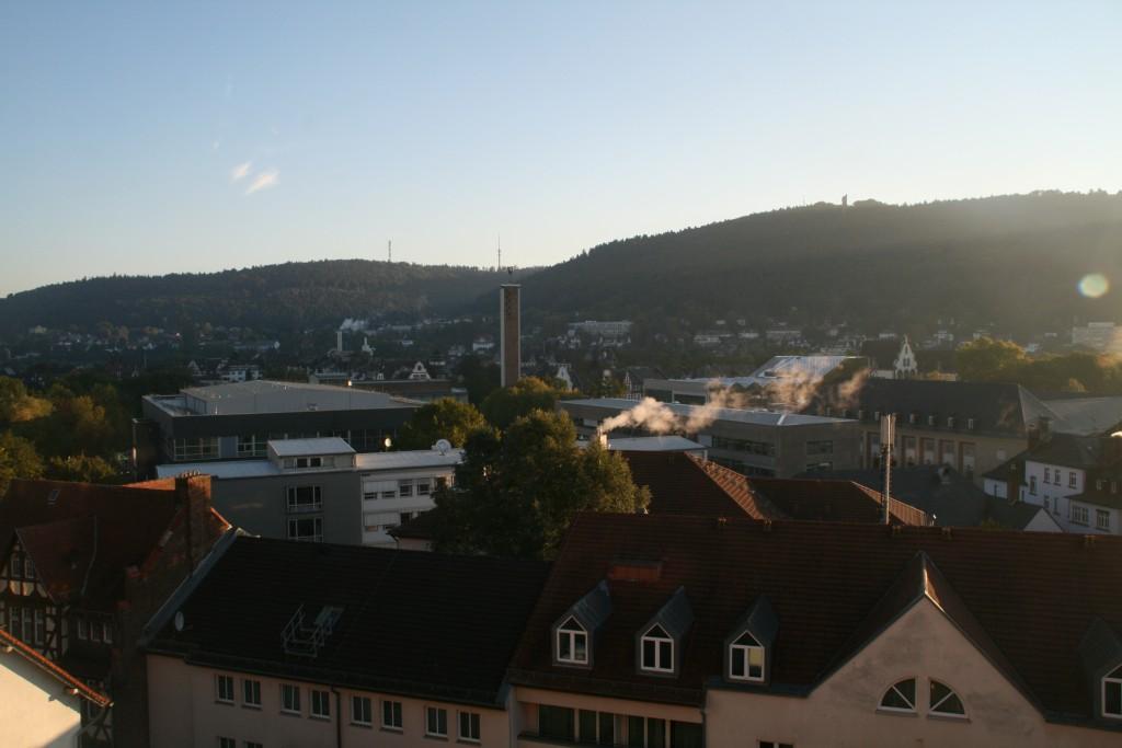 Marburg 2015. Landscape
