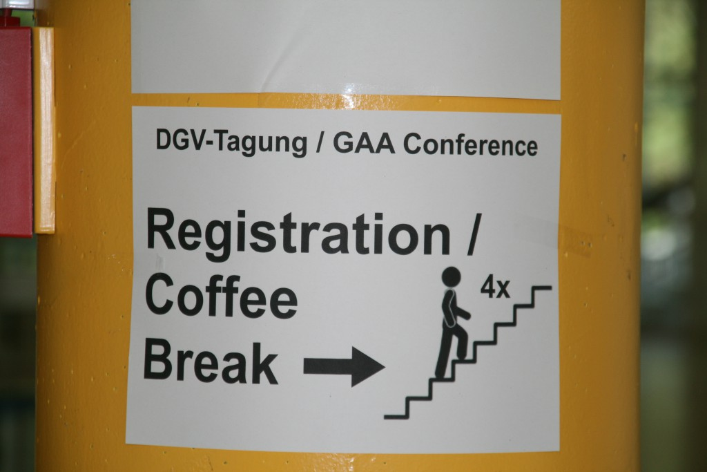 DGV2015. Coffee Break